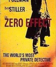 La locandina di Zero Effect