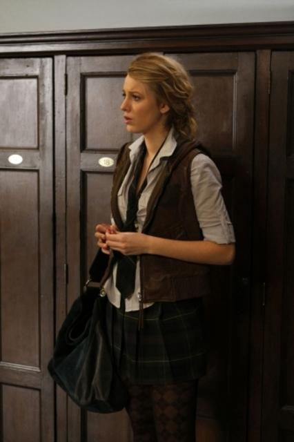 Blake Lively In Una Scena Dell Episodio The Magnificent Archibalds Della Serie Tv Gossip Girl 96554