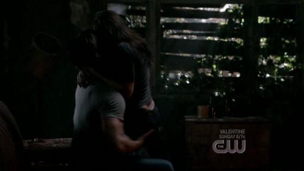 Genevieve Cortese E Jared Padalecki In Una Scena Rovente Nell Episodio I Know What You Did Last Summer Di Supernatural 96538