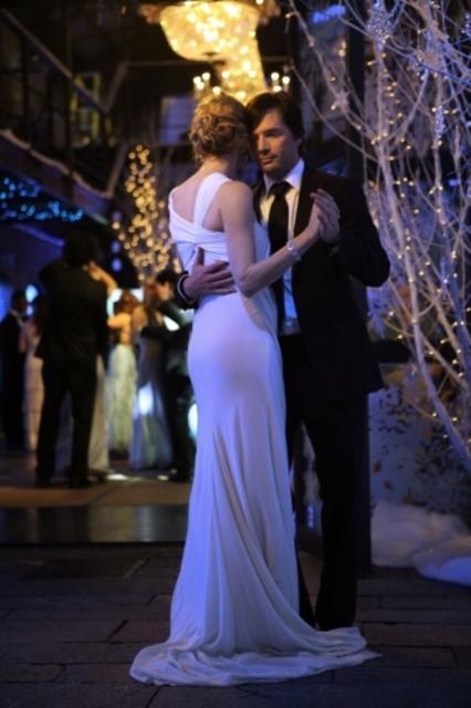 Kelly Rutherford E Matthew Settle Nell Episodio It S A Wonderful Lie Della Serie Tv Gossip Girl 96595