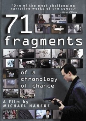 La Locandina Di 71 Fragments Of A Chronology Of Chance 96573