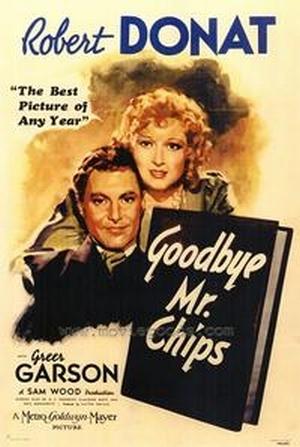 La Locandina Di Addio Mr Chips 96541