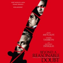 La locandina di Beyond a Reasonable Doubt