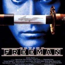 La locandina di Crying Freeman