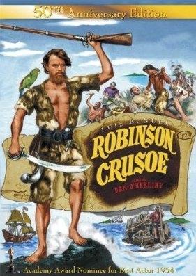 La Locandina Di Le Avventure Di Robinson Crusoe 96569