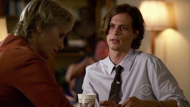 Matthew Gray Gublere Jane Lynch Nell Episodio Memoriam Della Serie Tv Criminal Minds 96513