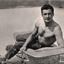 Una immagine dell'attore Erno Crisa (1924 - 1968)