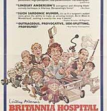 La locandina di Britannia Hospital