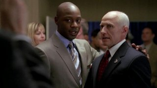 Nelsan Ellis in un'immagine dell'episodio To Love is to Bury della serie True Blood