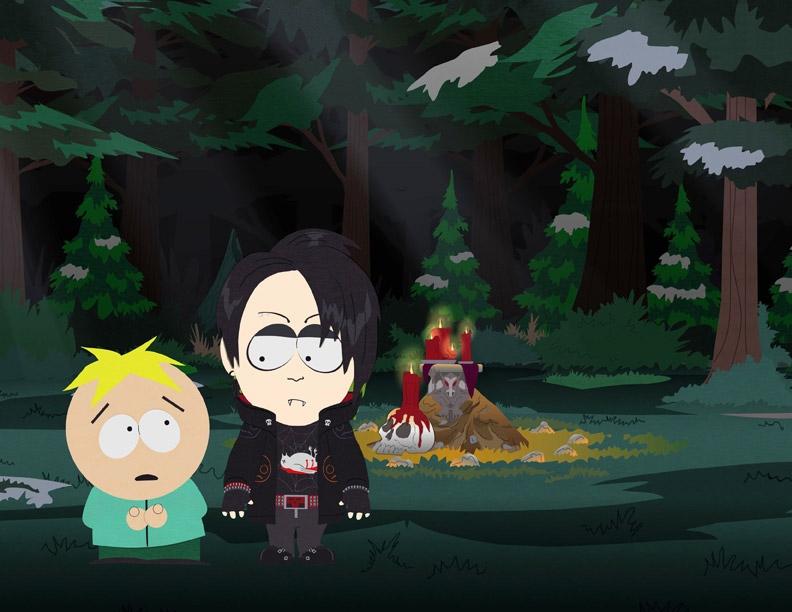 Un Immagine Dell Episodio The Ungroundable Di South Park 96662