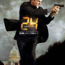 Un poster della settimana stagione di 24