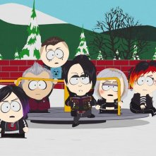 Una scena dell'episodio The Ungroundable di South Park