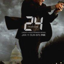 Uno dei poster della settimana stagione di 24