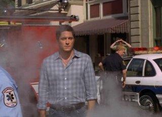 David Conrad in una scena dell'episodio Threshold di Ghost Whisperer (Stagione 4)