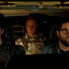 Josh Peck, Michael Rapaport e Robert Baker in un'immagine del film Special