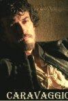 La locandina di Caravaggio