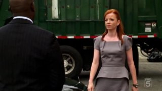 Shirley Manson in una scena dell'episodio Complication di The Sarah Connor Chronicles