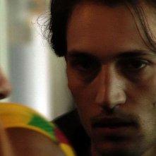 Luigi Iacuzio in una scena del film Le cose in te nascoste