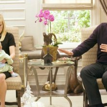 Reese Witherspoon e Vince Vaughn in una scena di Four Christmases