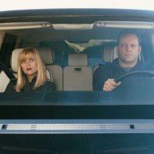 Reese Witherspoon e Vince Vaughn interpretano moglie e marito nel film Four Christmases