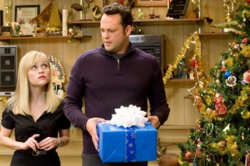 Reese Witherspoon e Vince Vaughn sono i protagonisti del film Four Christmases