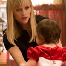 Reese Witherspoon in un'immagine del film Four Christmases
