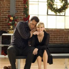 Vince Vaughn e Reese Witherspoon sono i protagonisti del film Four Christmases