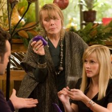 Vince Vaughn, Sissy Spacek e Reese Witherspoon in una scena del film Four Christmases