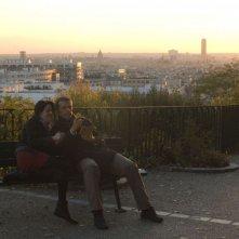 Pilar López de Ayala e Lambert Wilson in una scena del film Baby Love