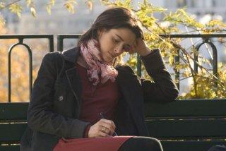 Pilar López de Ayala in una scena del film Baby Love