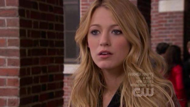 Blake Lively E Serena Nell Episodio L Arrivo Di Georgina Della Serie Tv Gossip Girl 97673