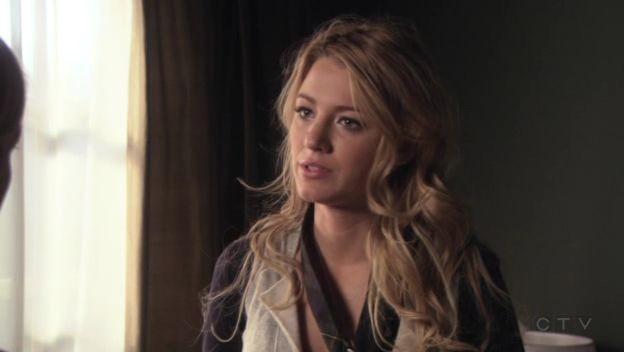 Blake Lively In Una Scena Dell Episodio Bugie E Videotape Della Serie Tv Gossip Girl 97643