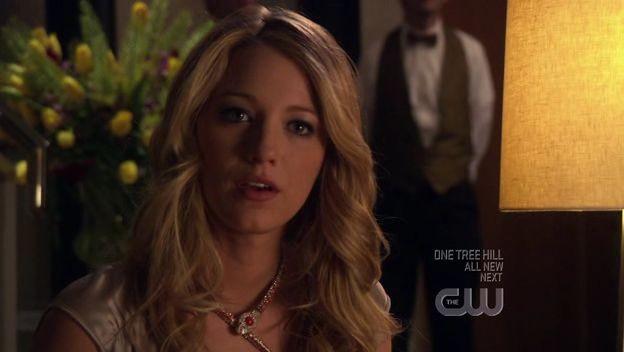 Blake Lively Nell Episodio La Vendetta Di Blair Della Serie Televisiva Gossip Girl 97663