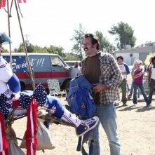 David Arquette e Jason Lee nell'episodio 'Sweet Johnny' della serie tv My name is Earl