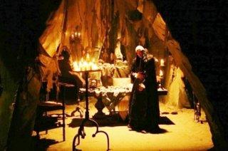 Franco Pistoni nei panni di Girolamo Fumagalli nel film Imago Mortis