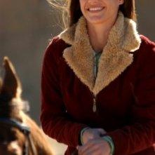 Genevieve Cortese nella prima stagione della serie televisiva Wildfire