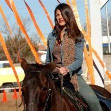 Genevieve Cortese nella prima stagione della serie tv Wildfire