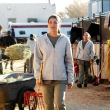 Genevieve Cortese nella prima stagione della serie  Wildfire
