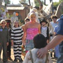 Jaime Pressly in una scena dell'episodio 'Little Bad Voodoo Brother' della serie tv My name is Earl