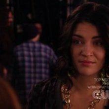 Jessica Szohr nell'episodio 'Gioco Duro' della prima stagione di Gossip Girl