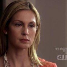 Kelly Rutherford in una scena dell'episodio ' Le strade si dividono ' della serie tv Gossip Girl
