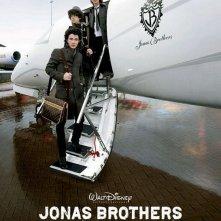 La locandina di Jonas Brothers: The 3D Concert Experience