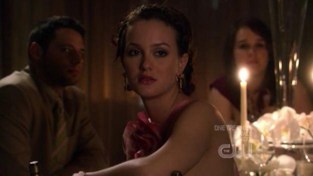 Leighton Meester Nell Episodio Le Strade Si Dividono Della Serie Tv Gossip Girl 97719