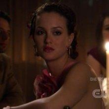 Leighton Meester nell'episodio ' Le strade si dividono ' della serie tv Gossip Girl