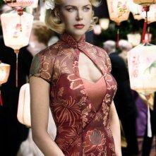Nicole Kidman interpreta Sarah, una donna che intraprende un lungo viaggio alla scoperta di sé stessa attraverso l'Australia nel film diretto da Baz Luhrmann