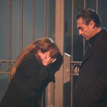 Rosaria De Cicco e Antonio Stornaiolo in una scena del film Io non ci casco