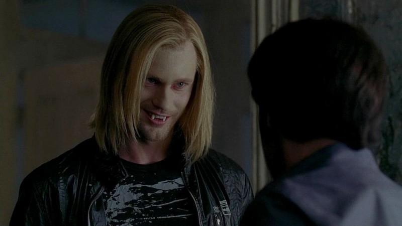 Alexander Skarsgard In Una Scena Dell Episodio You Ll Be The Death Of Me Della Serie True Blood 97821