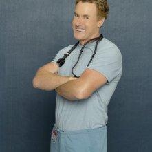 John C. McGinley in una immagine promozionale dell'ottava stagione di Scrubs