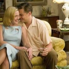 Kate Winslet e Leonardo DiCaprio in una scena del film Revolutionary Road