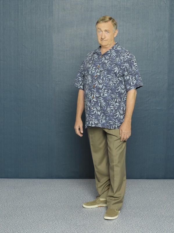 Ken Jenkins In Una Foto Promozionale Dell Ottava Stagione Di Scrubs 97912